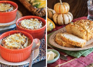 4 Hearty Autumn Recipes