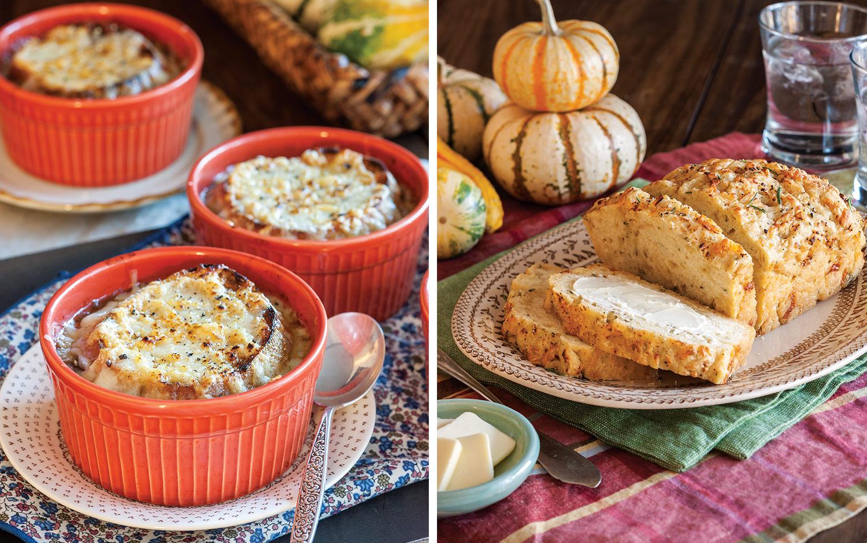 4 Hearty Autumn Recipes