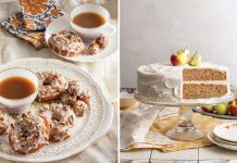 7 Perfect Harvest Sweets