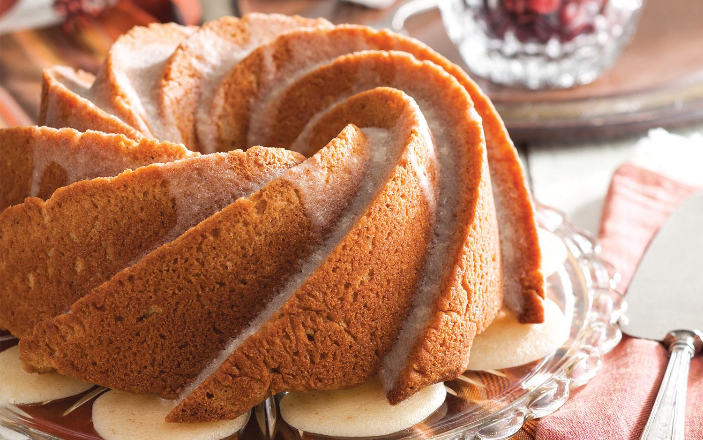 Kentucky BrownButter Cake