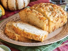 Rosemary Havarti Bread