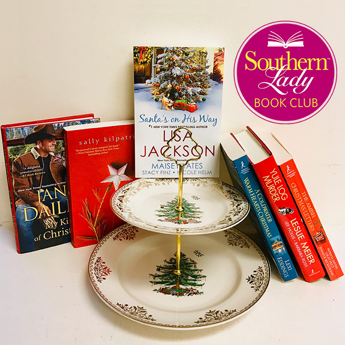 Southern Lady Book Club Season's Readings Giveaway
