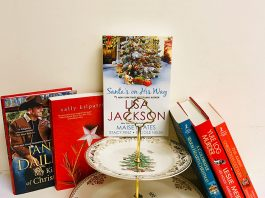 Southern LadyBook Club Season's Readings Giveaway