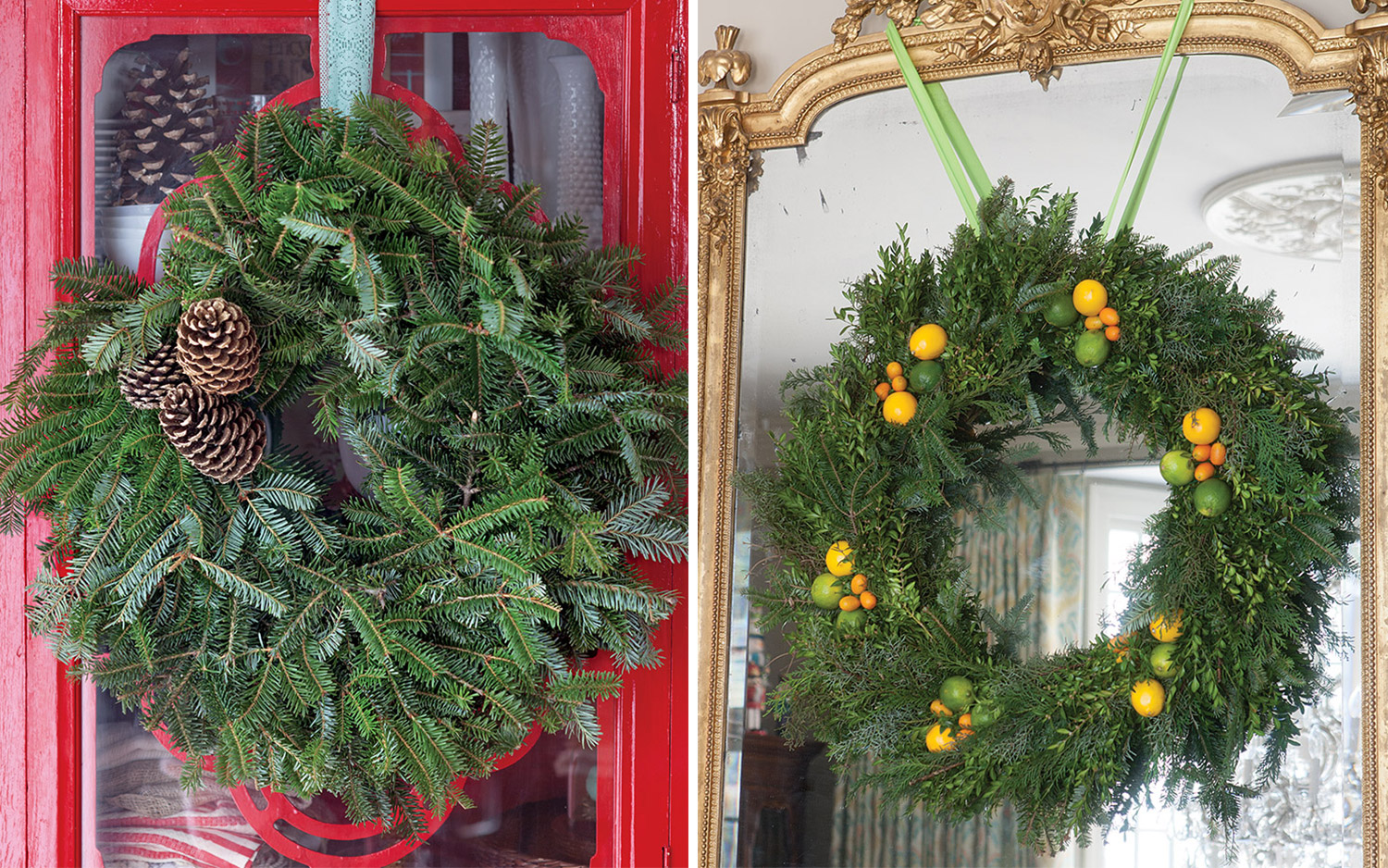 Gracious Living: Wreathed in Joy