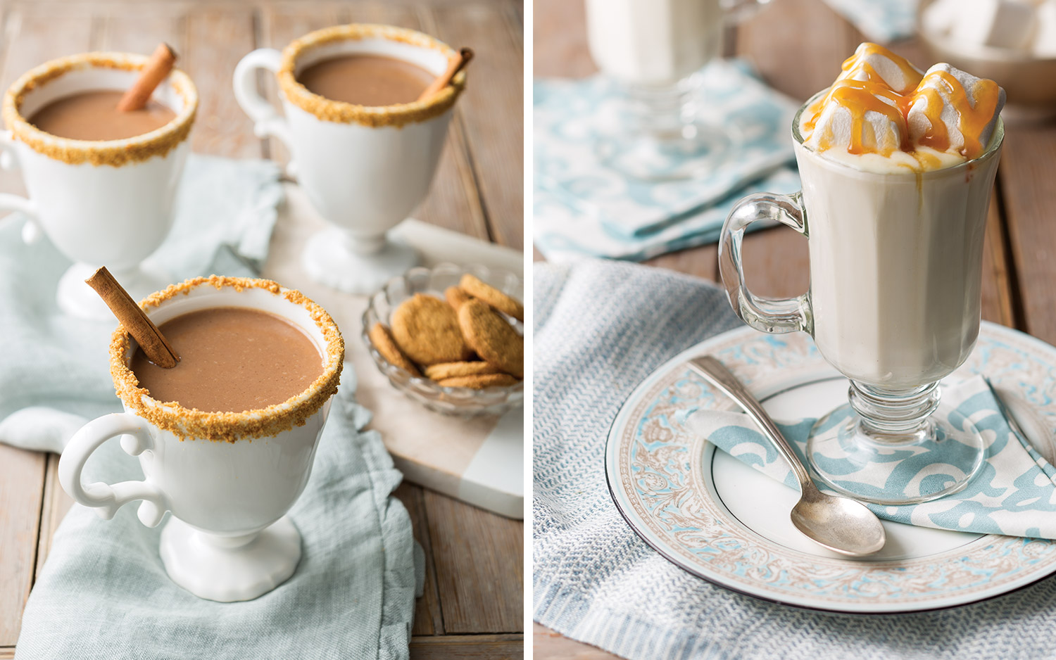 4 Delectable Hot Chocolate Delights