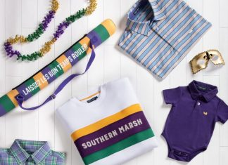 Mardi Gras Must-Haves from Southern Marsh