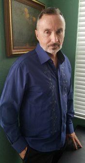 Image of Author, V.S. Alexander