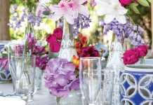 Love Blossoms: Brunch Menu