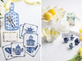 Pretty Things Giveaway March/April 2019