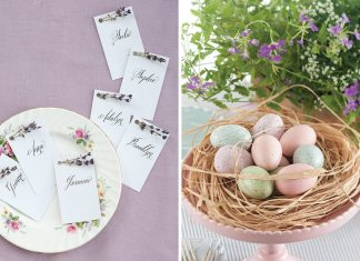7 of Our FavoriteEntertaining Touches for Spring
