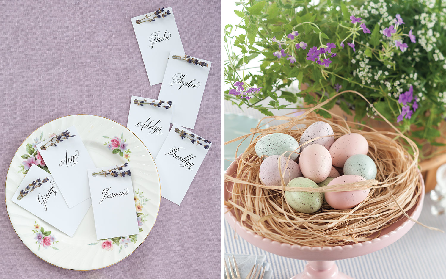7 of Our Favorite Entertaining Touches for Spring