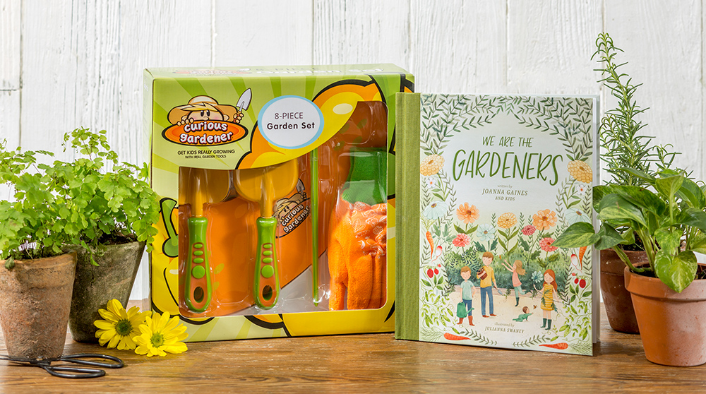 We Are the Gardeners Giveaway from HarperCollins