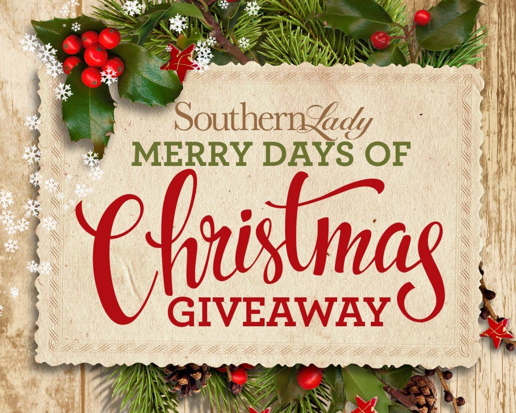 Merry Days of Christmas 2019 Giveaway