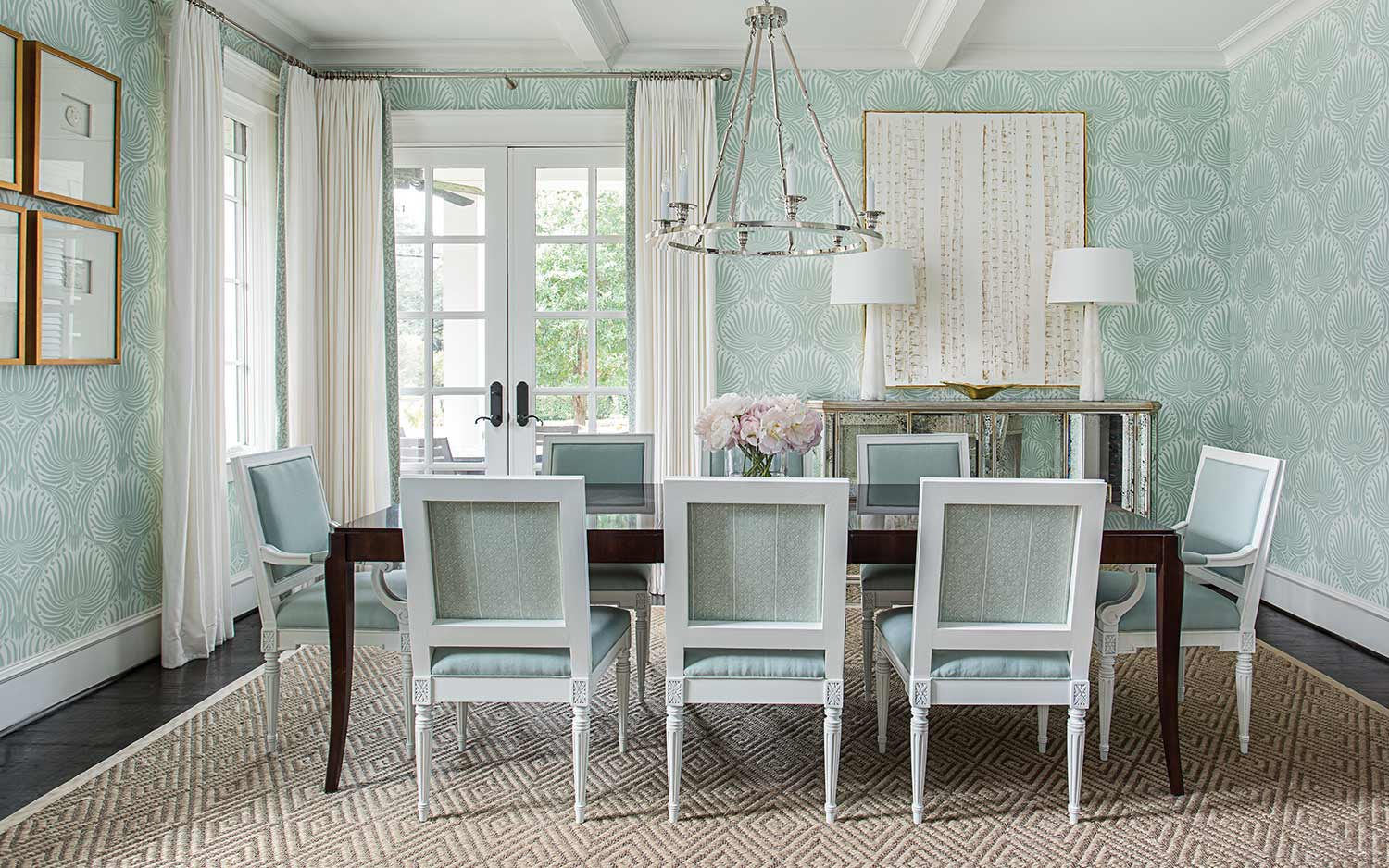 Inspired Design:Sumptuous and Serene