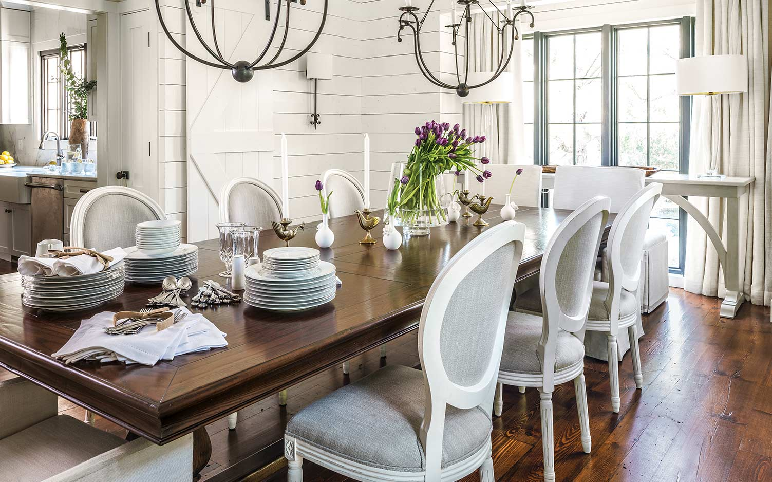 Southern Style at Home