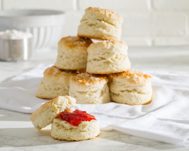Brian Hart Hoffman's Buttermilk Biscuits with White Lily Flour