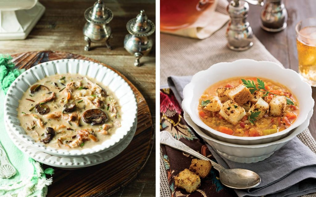 5 Bowlfuls of Hearty Autumn Soups and Stews