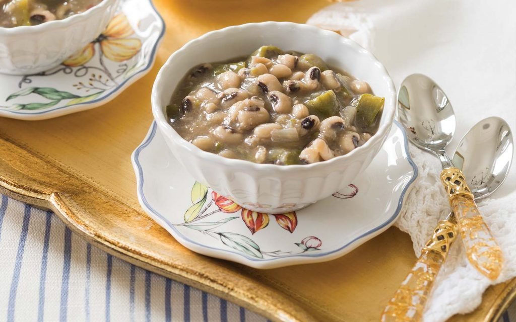 Good Luck Black-Eyed Pea Soup