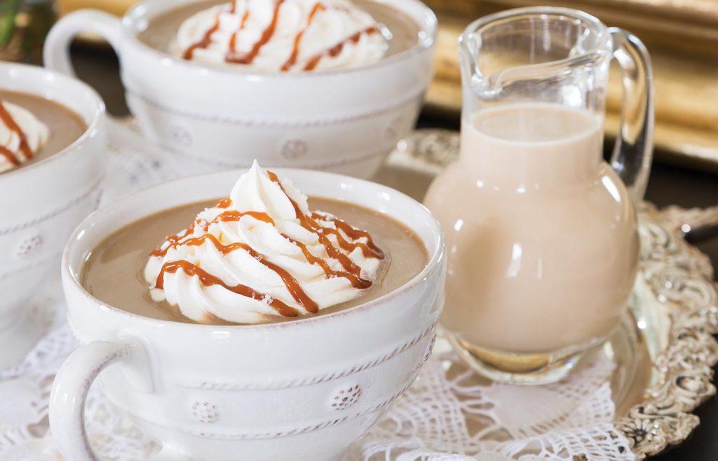 Salted Caramel Coffee Creamer Coconut