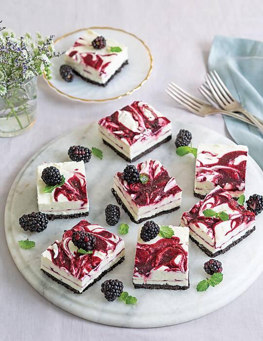 No-Bake Summer Sweets