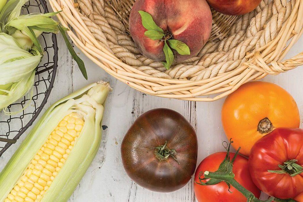 Recipes for Fresh Summer Veggies