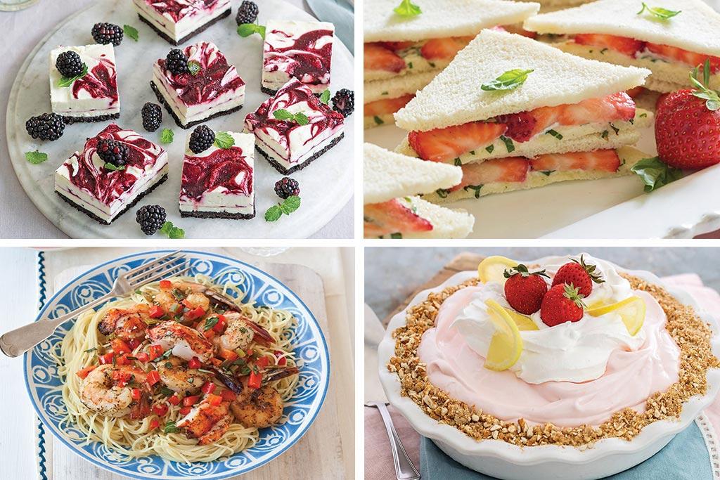 Top 20 Summer Recipes Roundup
